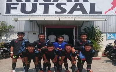 Tim Futsal SMK YT